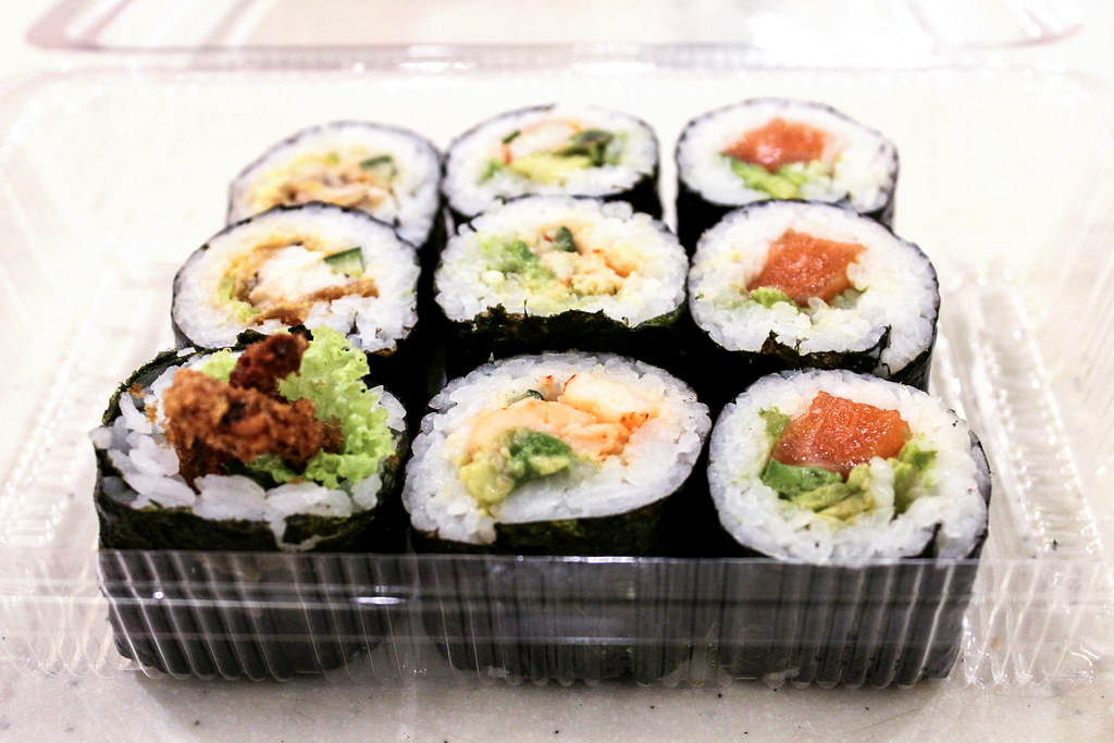 Lunch Places in Raffles Place: Aussie Roll