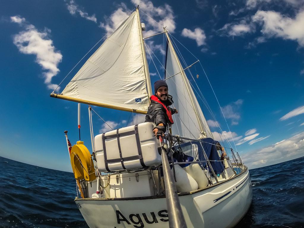 Sailing in Ireland