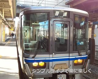青春18敦賀、米原駅・敦賀行き列車