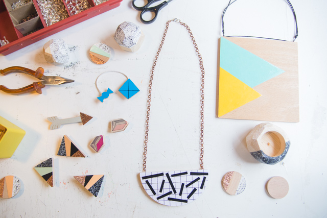 Jewellery designer Lucie Ellen