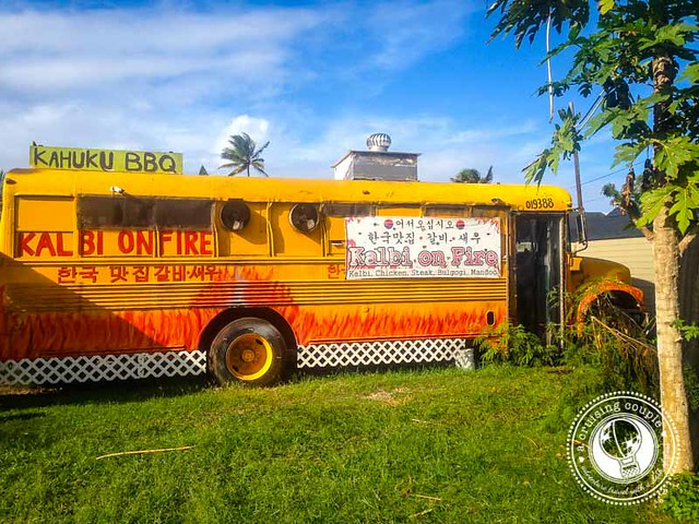 Food Trucks on Oahu