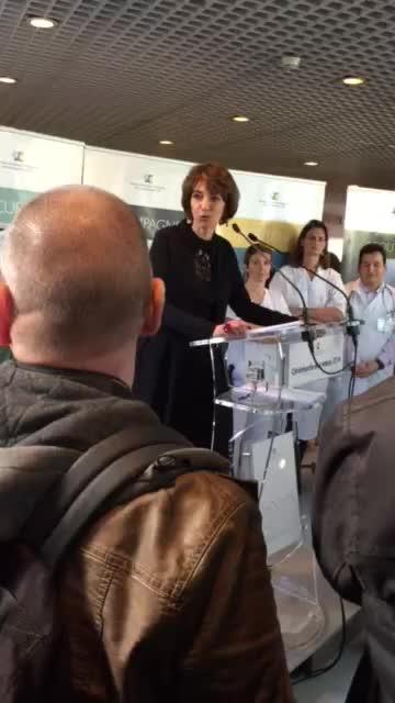 Mme la Ministre Marisol Touraine