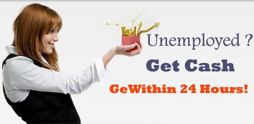 Unemployed Loans with Superb Financial Benefits
