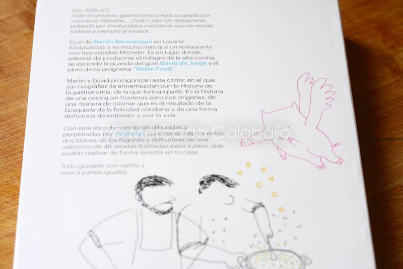 LIBRO COMIC DAVID DE JORGE Y MARTIN-2