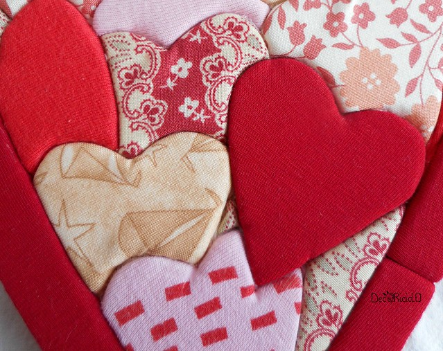 quadretto cuore patchwork 4
