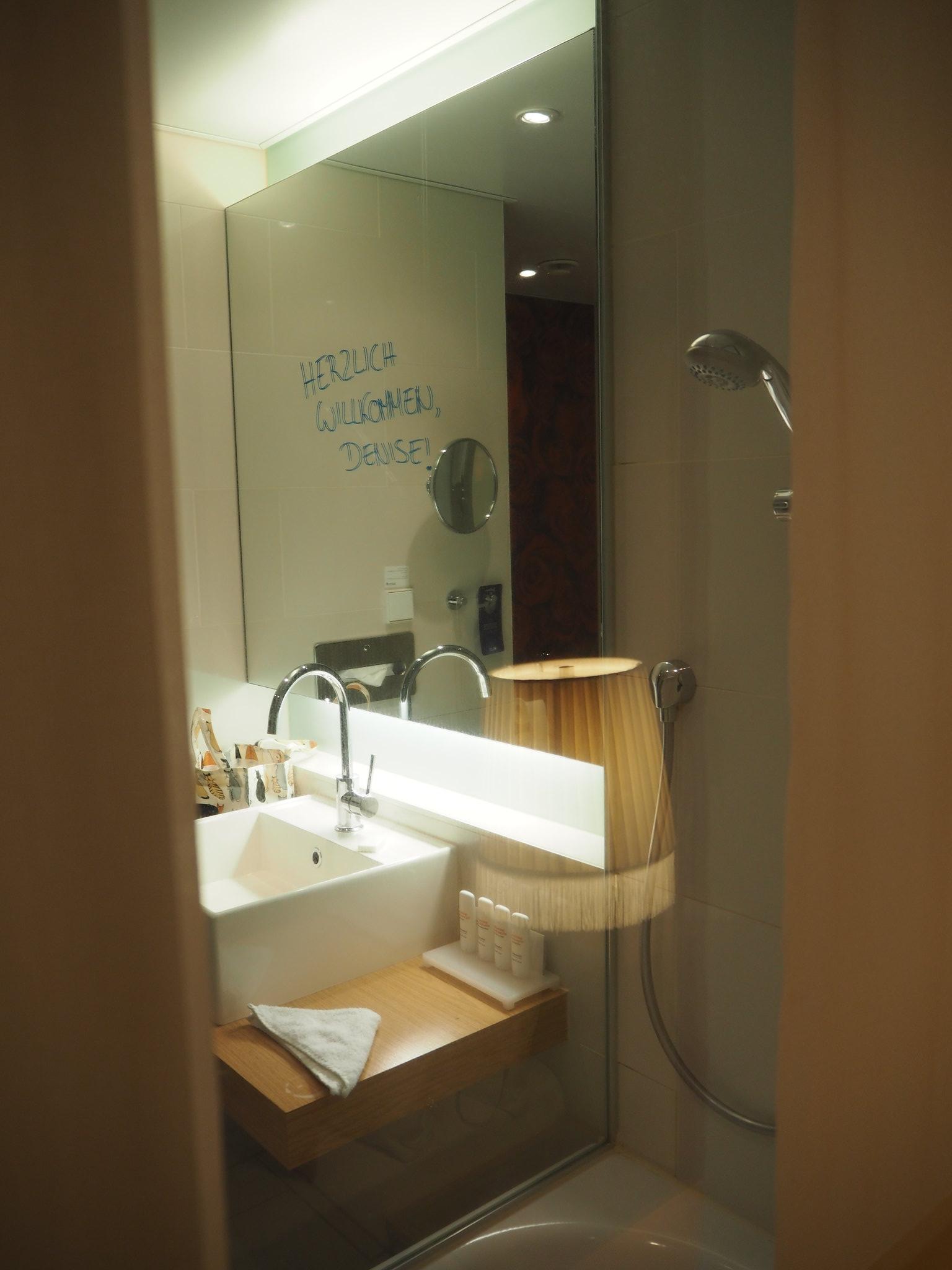 Badezimmer, Radisson Blu