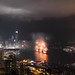 Year of the Monkey - Fireworks in Hong Kong by Keith Mulcahy