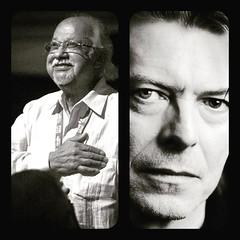 Episodio podcast en memoria de David Bowie y de Carlos Muñoz