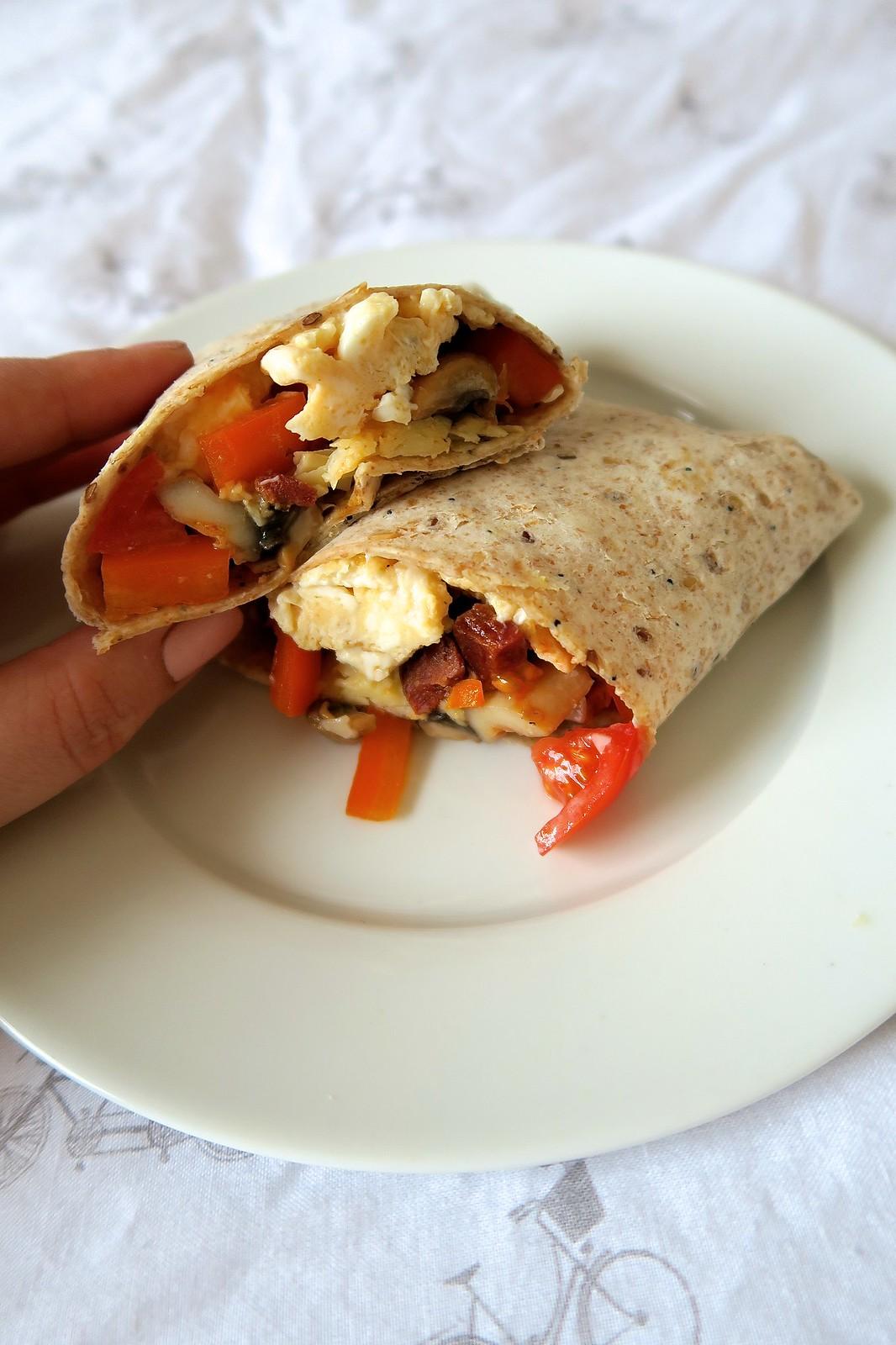 uk scottish lifestyle blogger healthy breakfast recipes