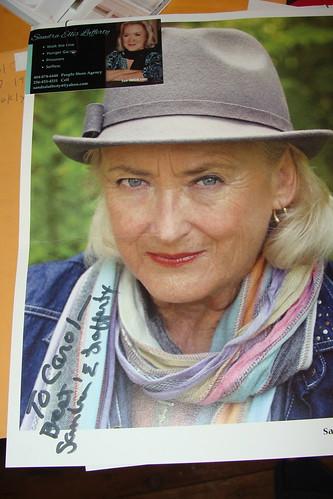 sandra ellis lafferty biography