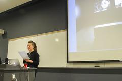 Art Now! Speakers' Series Presents: cheyanne turions