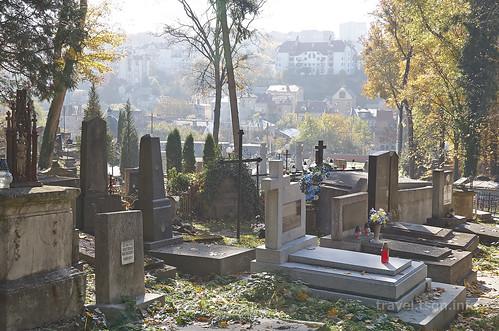 【写真】2015 東欧周遊 : リチャキフ墓地/2015-10-28/PICT4552