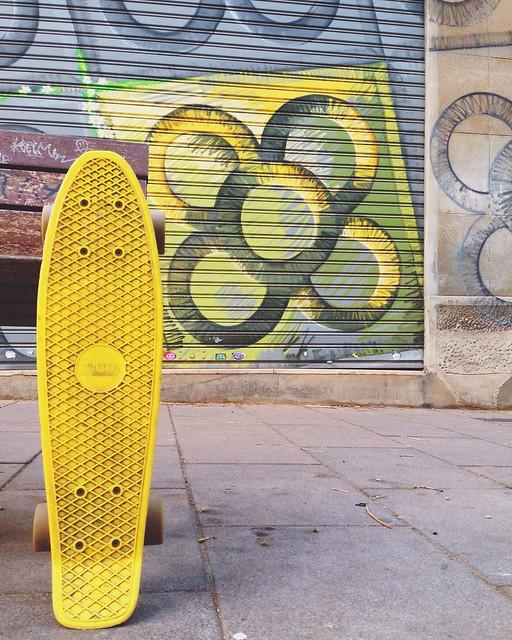 Street art bcn