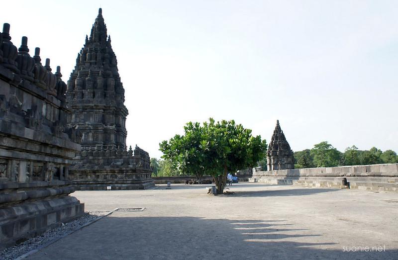 Prambanan, Yogyakarta - Candi Prambanan compound
