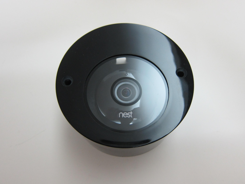 mounting nest cam outdoors blog. Black Bedroom Furniture Sets. Home Design Ideas