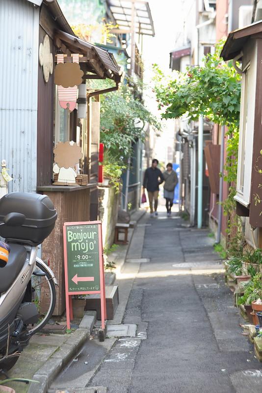 東京路地裏散歩 2016年1月31日