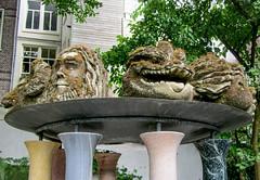 Garden of the Bijbels Museum