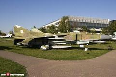 120 - 0390217120 - Polish Air Force - Mikoyan-Gurevich MiG-23MF - Polish Aviation Musuem - Krakow, Poland - 151010 - Steven Gray - IMG_0372