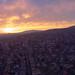 Pécs panorama