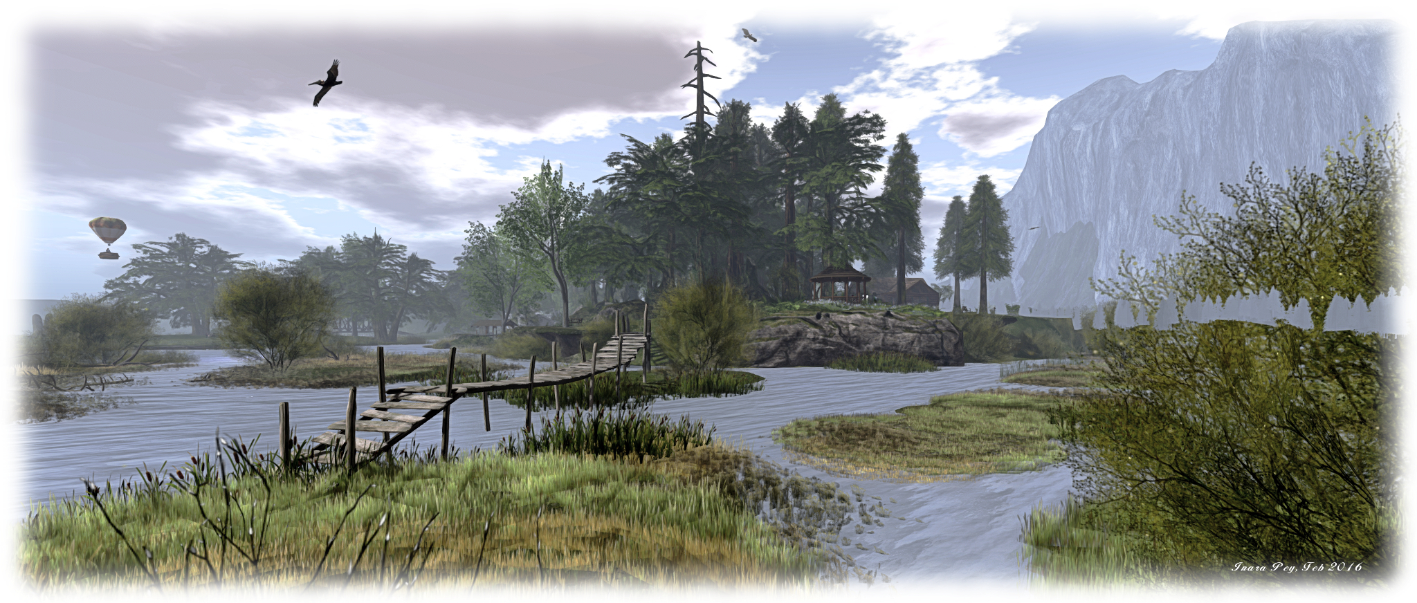 Calas Galadhon; Inara Pey, February 2016, on Flickr