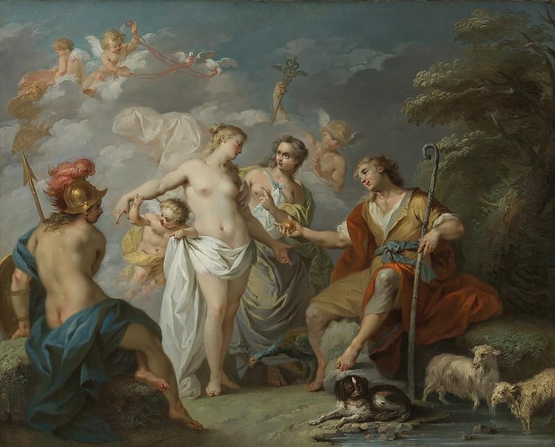 Etienne Jeaurat - The Judgment of Paris