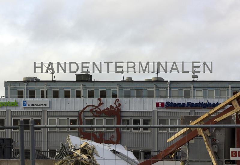 Handenterminalen