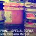 Print - Special Topics (WI-2016)