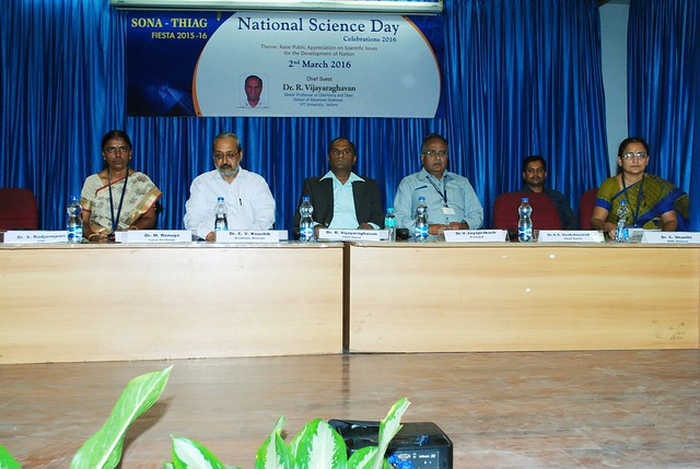 National Science Day 2016