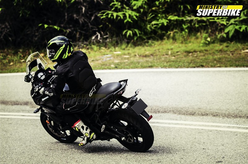 Versys 650 by Andy Teh