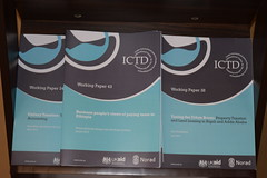 ICTD Working Papers