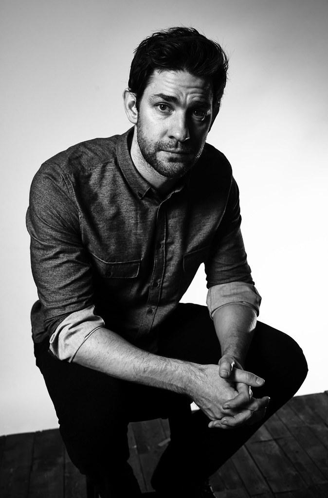 Джон Красински — Фотосессия для «The Hollars» на «Sundance» 2016 – 21