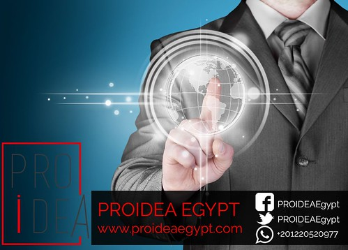business man touch world map and connection - PROIDEA Egypt For Website Design company and Development in egypt - http://www.proideaegypt.com/business-man-touch-world-map-and-connection-2/
