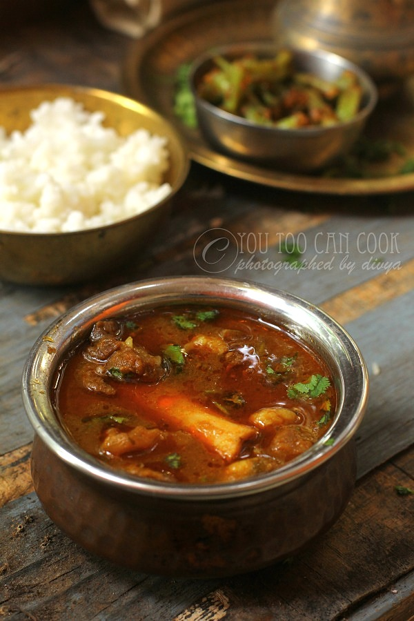 mutton curry 020