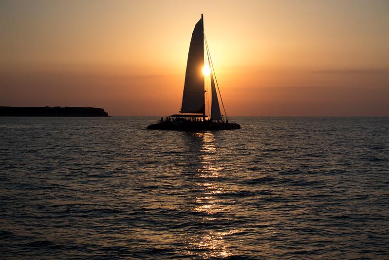 Santorini sunset cruise, 20 September 2015 184-1-2