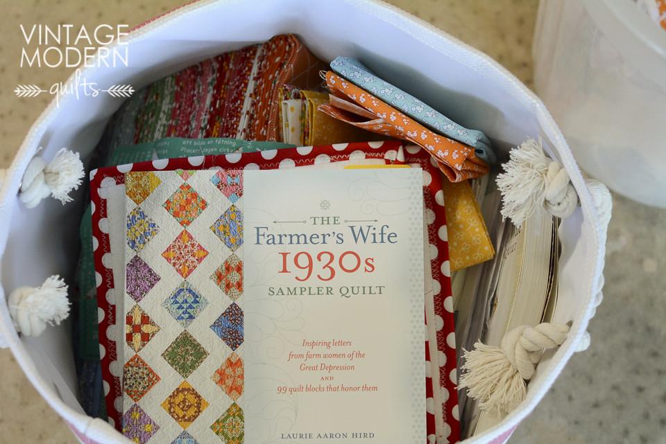 Farmer's Wife 1930s
