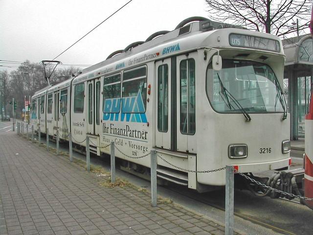 GT8SU triebwagen der Rheinbahn, Nikon E775
