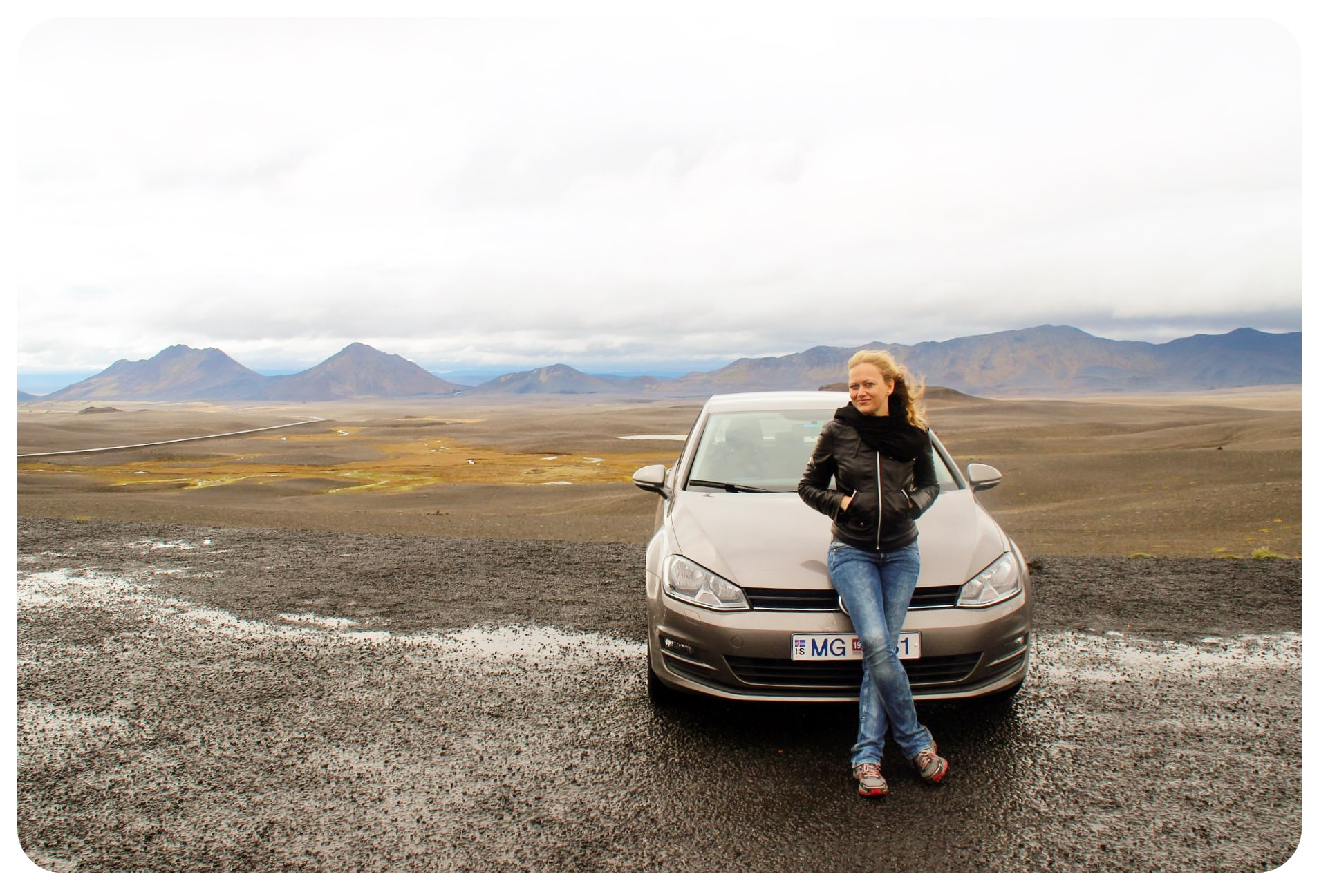 icelandic moonscape dani & car