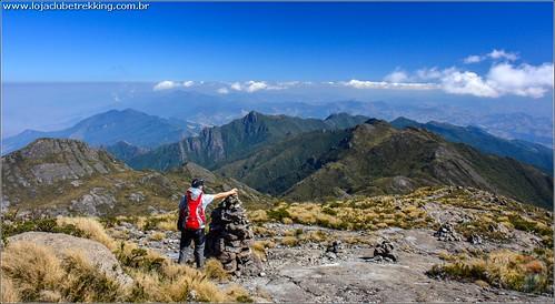 Travessia Serra Fina é com o Clube Trekking Santa Maria RS