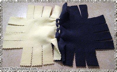 How to: No Sew Fleece Cube / Box Shelf 25696749183_54a6edcbe4