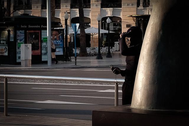 Shadows. Alicante 2015