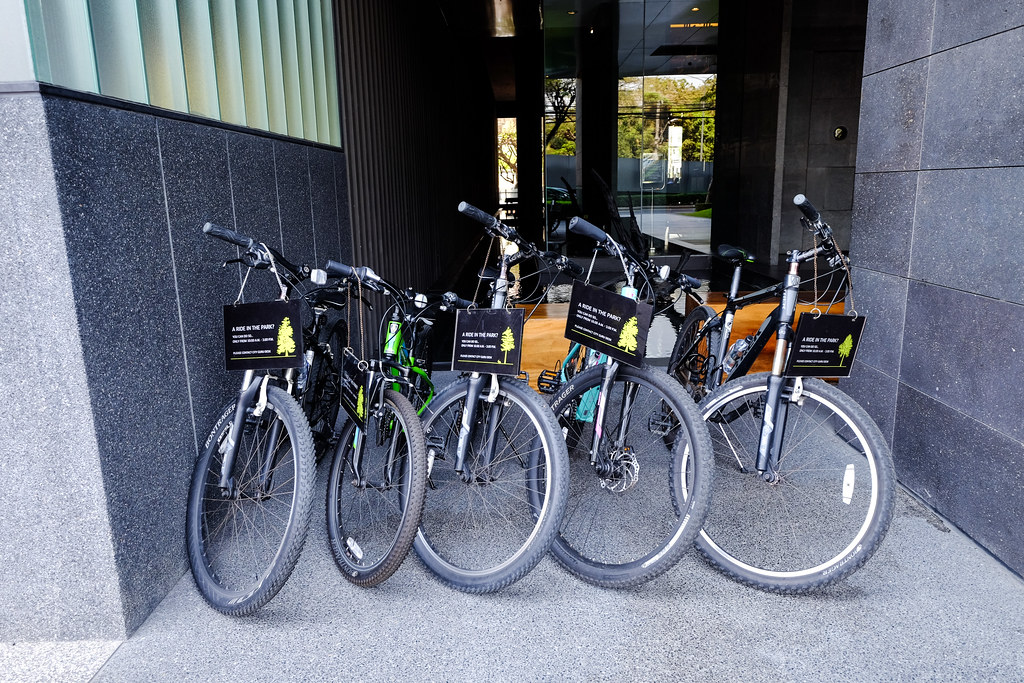 You Can Rent a Bicycle with Sofitel So Bangkok