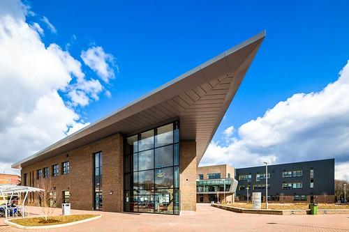 Morriston Comprehensive School upgrade