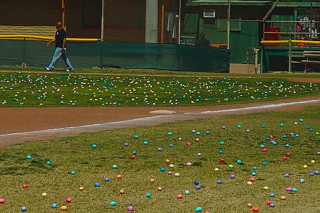 Easter Egg Hunt Series