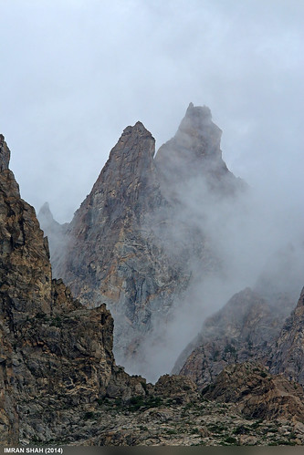 pakistan sky snow mountains ice clouds landscape location elements tele summits gojal gilgitbaltistan