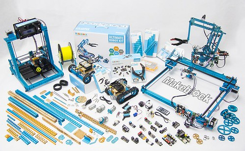 Makeblock mBot, Robot Educativo