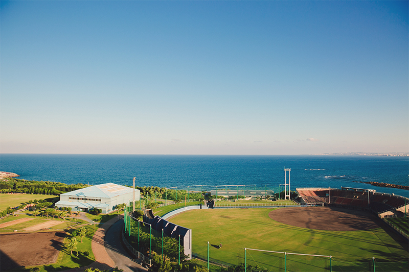 沖繩飯店有海景沖繩五星級飯店拉古拿花園飯店