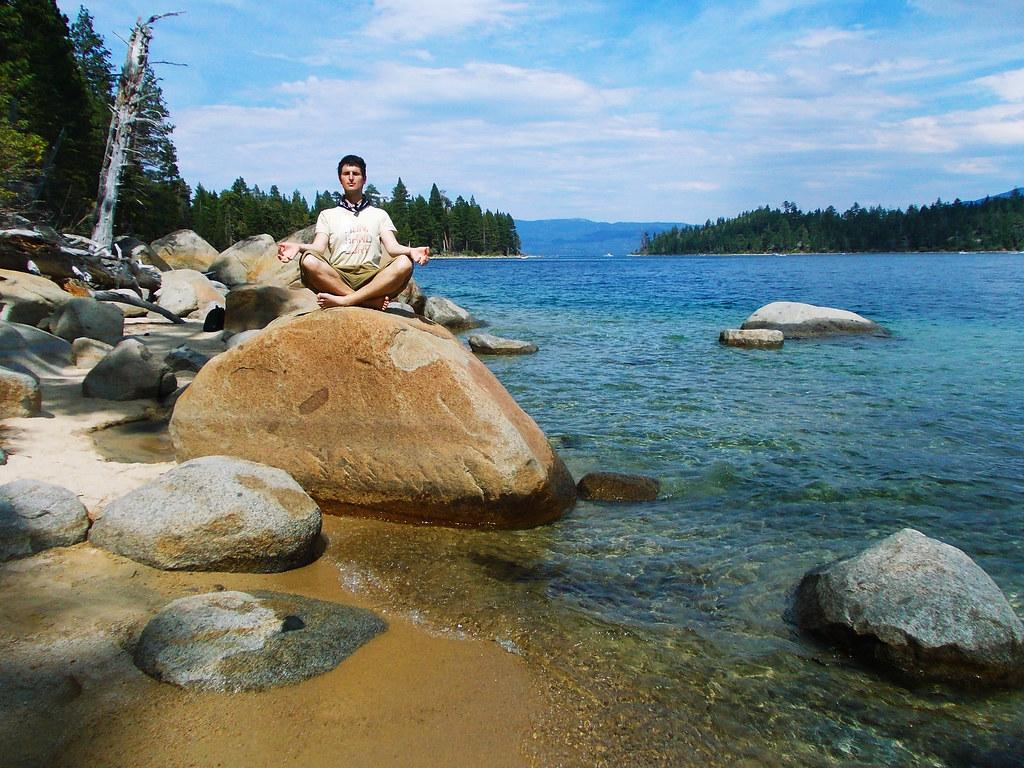 Lake Tahoe's Rubicon Trail