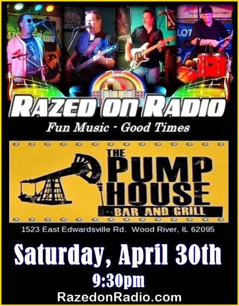 Razed On Radio 4-30-16