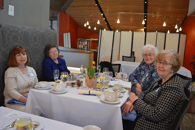25-WCCP 100th Anniversary2016_0117-- Alyce Conlon, Mary Laity, Marg DeYongh,Dee Cantrell