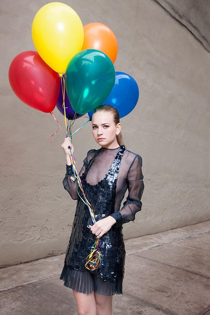 Бритт Робертсон — Фотосессия для «Mr. Church» на «Tribeca» 2016 – 1
